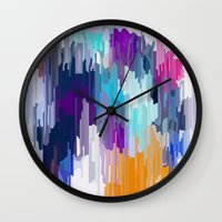The Two of Us Wall Clock