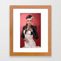Mass Effect - Jack's Wedding Framed Art Print