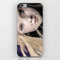 Cosette iPhone & iPod Skin