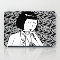 Eloise was fascinated by the surrealist movement and talked of nothing else iPad Case