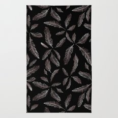 Feather Silhouettes Rug