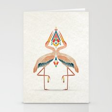 couple of birds Stationery Cards