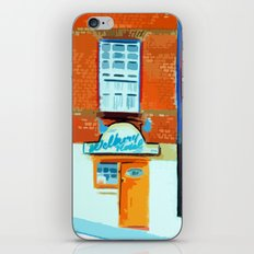 THE WELBURY iPhone & iPod Skin