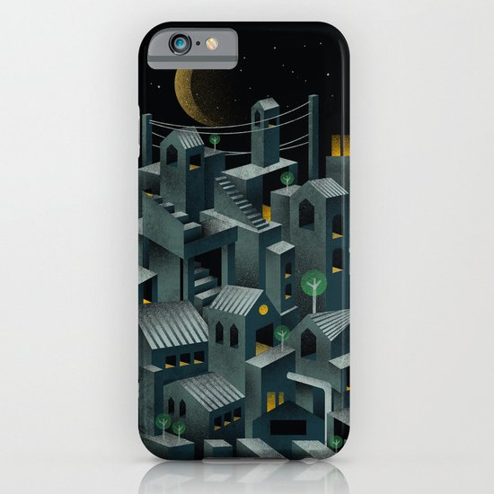 The City iPhone & iPod Case
