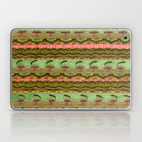 Pink and Green Pattern Laptop & iPad Skin