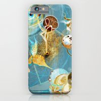 iPhone & iPod Case featuring Cosmodigilogital Honey by ChiTreeSign