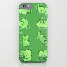 Gawwwzillawww Slim Case iPhone 6s