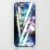 iPhone & iPod Case featuring CrAsH in the Universe by Tobia Crivellari