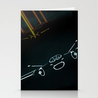 TRON LIGHT JET Stationery Cards