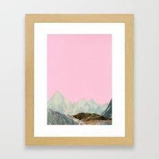 Silent Hills Framed Art Print