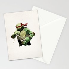 Polygon Heroes - Raphael Stationery Cards