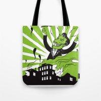 Soultaker Tote Bag