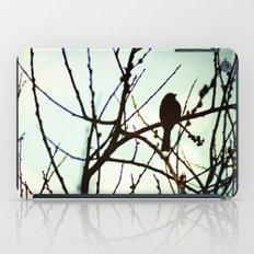 Bird silhouette iPad Case