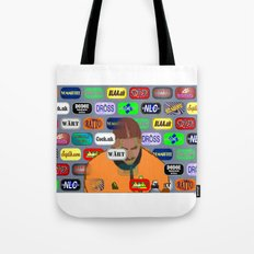The Interview 01 Tote Bag