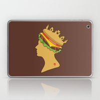 Burger Queen aka Royal With Cheese Laptop & iPad Skin