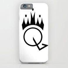 Q is for Queen iPhone 6 Slim Case