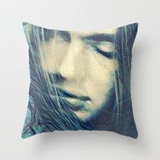 Stardust by Jean-François Dupuis Throw Pillow