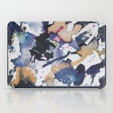 #1 Blue iPad Case