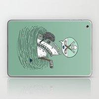 The Enforcer Shark Laptop & iPad Skin