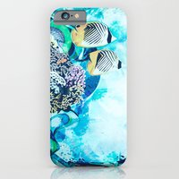 Great Barrier Reef iPhone 6 Slim Case