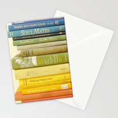 Rainbow Library Stationery Cards
