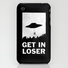 Get In Loser iPhone (3g, 3gs) Slim Case