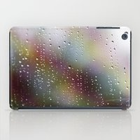 Pink Rain iPad Case