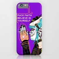 iPhone & iPod Case featuring Believe in yourself by Mars Dorian