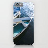 Winter Harbor Dory - Mai… iPhone 6 Slim Case