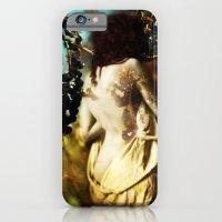 iPhone & iPod Case featuring Persephone by Rebecca A Sherman