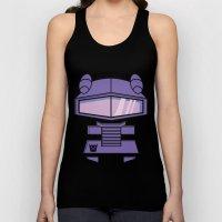 Transformers - Shockwave Unisex Tank Top