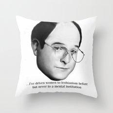 Costanza Throw Pillow