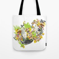 Terror Tropical 1 Tote Bag