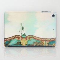Summer Carousel iPad Case