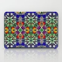Hawaiian Garden 2 iPad Case