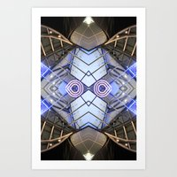 ECA 0215 (Symmetry Serie… Art Print