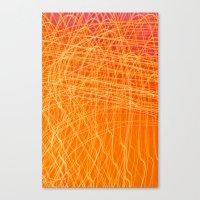 Eutectic Canvas Print