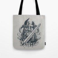 Raider (Viking) Tote Bag