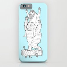 On a cause which contributed to the expulsion of the Lithuanian bear iPhone 6 Slim Case