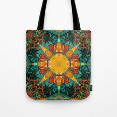 Mandala #3 Tote Bag