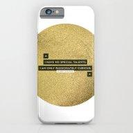 Passionately Curious iPhone 6 Slim Case