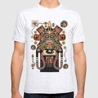 Mayas Spirit - Boom 2012 Mens Fitted Tee Ash Grey SMALL