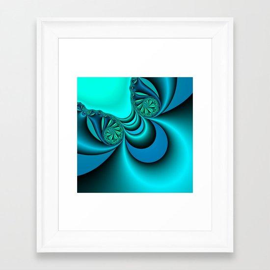 Belong Framed Art Print