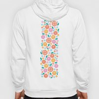 Cheerful Florals Hoody