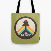 For The Love Of The Fore… Tote Bag