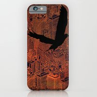 Ecotone (night) iPhone 6 Slim Case