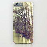 Natures Winter Slumber iPhone 6 Slim Case