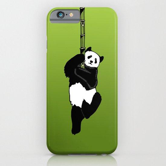Save the Panda iPhone & iPod Case