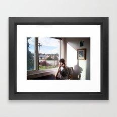 Elliott Cost Framed Art Print