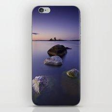 Submerged in Indigo iPhone & iPod Skin